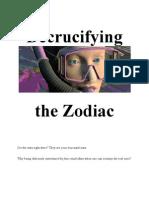 Decrucifying the Zodiac