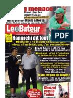 LE BUTEUR PDF du 07/08/2012