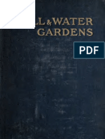 Wall and Water Gardens - Jekyll, Gertrude, 1843-1932