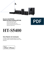Guia Rápido HT-S5400