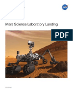 Mars Science Laboratory Curiosity Landing Press Kit