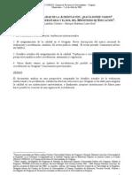 la institucionalidad de la acreditación - uruguay - landon…