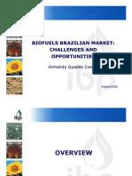 Biofuels Brazilian Market - Ibp Bf2008