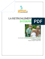 Retroalimentac Interpersonal