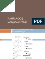 Drogas-Vasoactivas