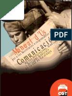 Manual Comunicació CGT