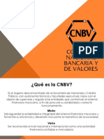 PRESENTACION CNBV