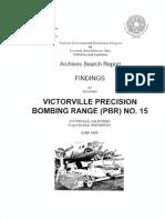 Victorville Bombing Range No. 15