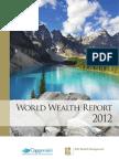 World Wealth Report 2012 by CapGemini & RBC
