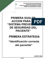 1ra Guia Seguridad Paciente PEMEX