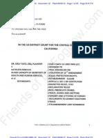 CA - Tv S - 2012-08-06 - ECF 12 - Taitz Motion for Judicial Notice Re K