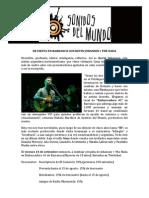 Nota de Prensa Johansen 2012