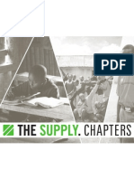 The Supply Booklet 2013