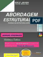 13_adm_abordagem estruturalista_modelo burocrático