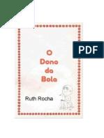 o Dono Da Bola - Ruth Rocha