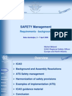 02 Safety Management Requirements Background