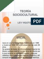 TEORÍA SOCIOCULTURAL (1)