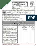 Plan y Programa de Eval Biologia v a-II 1p 2012-2013