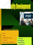 Personality Development SS