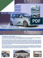 K-Tec 2007 Renault Clio 123