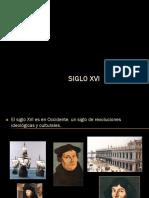 Introduccion Alto Renacimiento- Siglo XVI