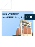 Best Practices ASMPH