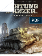 ActungPanzer Manual English