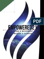 E21 Executive Book
