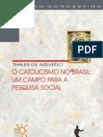 O Catolicismo No Brasil Thales de Azevedo
