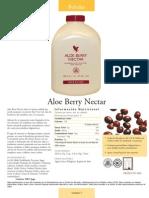 Aloe Berry Nectar Spa