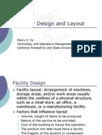 05 Facil Ty Design Layout