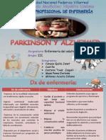 Parkinson y Alzheimer