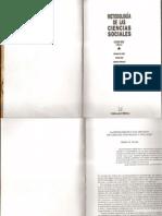 Metodologia de Las Ciencias Sociales. Unidad 1. Pardo