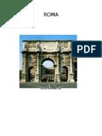 Apostila 08 - História da Arte - Roma