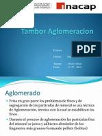 Tambor Aglomeracion