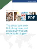 MGI the Social Economy Full Report