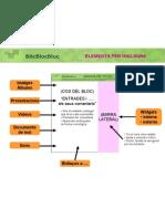 estructura bloc BlicBlocBluc