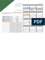 2007 Event Schedule Planner