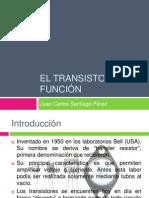 02 El transistor y su función
