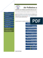 Air Pollution and Green House Gas Indicators for transport - Transport Calculation Tool for Rawalpindi