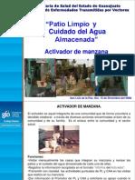 Activador de Manzana 2010.