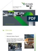 Motorcycle Safety Program and PTW Plan 2009 - Vicroads