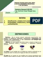 Clase de Quimica Sesion 1