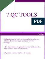 7qc Tools Explanation