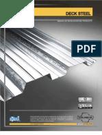 Manual Deck Steel0