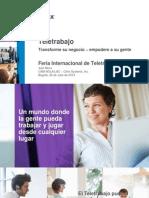 Citrix - Workshifting - CustomerPresentation 2012-06 SP 1 - Feria Teletrabajo Show