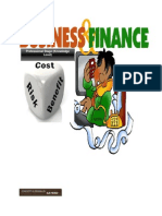 Notes to Business & Finance (Knowledge Levele)