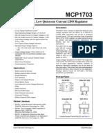 Microchip LDO MCP1703