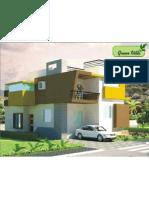 Villa in Bangalore :Green Ville