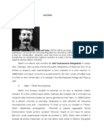 refrat istorie stalin